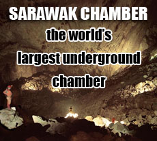 Sarawak Chamber largest underground chamber in the world