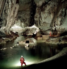 River Passage, Clearwater Cave, Mulu